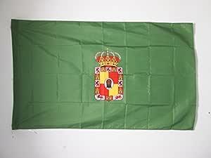 AZ FLAG Bandera de la Provincia DE JAÉN 150x90cm para Palo - Bandera JAÉN EN ANDALUCÍA 90 x 150 cm: Amazon.es: Jardín