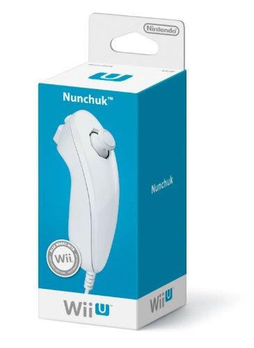 119 opinioni per Nintendo Wii U- Controller Nunchuck, Bianco
