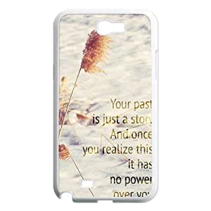 Quotes Customized Cover Case for Samsung Galaxy Note 2 N7100,custom phone case ygtg528822