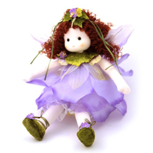- Flower Fairy - Purple