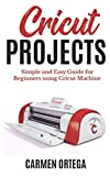CRICUT PROJECTS: Simple and Easy Guide for Beginners using Cricut Machine