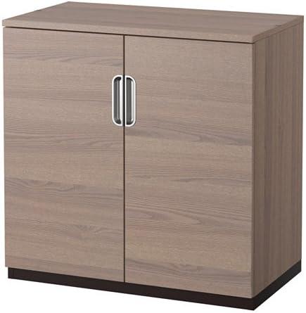 Armadio Con Chiave Ikea.Ikea Ufficio Armadio Con Ante Grigio 31 1 2 X 31 1 2 626 26292 1018 Amazon It Casa E Cucina