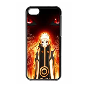 IPhone 5C Phone Case for Naruto pattern design