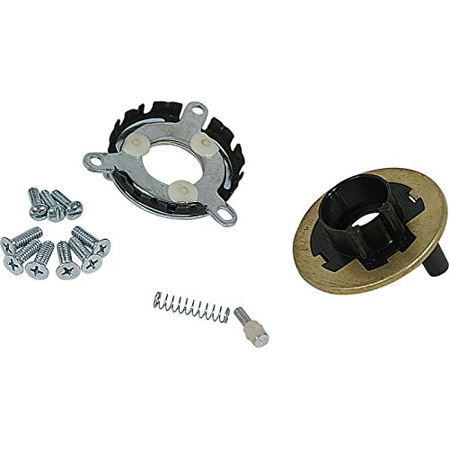 Eckler's Premier Quality Products 55192668 El Camino Horn Cap Mounting Kit Steering Wheel Wood