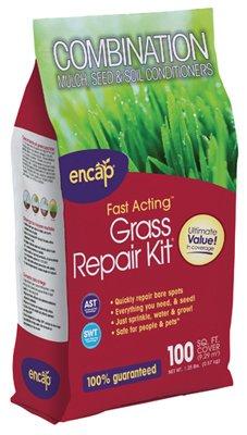 Amazon.com: ENCAP semillas de césped 11281 – 9 (Kit de ...