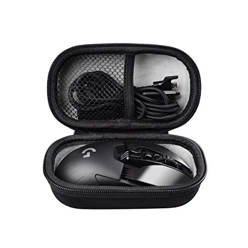 Hard Travel Case Bag for Logitech G903 LIGHTSPEED Gaming Mouse by AONKE