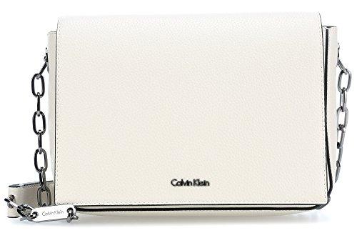 Calvin Klein Night Out Borsa a spalla crema Populares En Línea Para Comprar Barato Pre z6Xxw6q9A