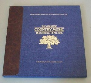 The Greatest Country Music Recordings of All Time (The Franklin Mint Record Society) (2 Record Set-Red Vinyl) Record 15 & 16 A Woman's Side of Love Record Vinyl - Women Fargo