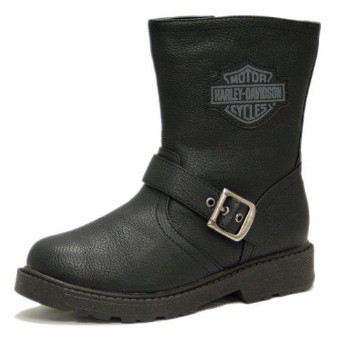 Boys Biker Boots - 3