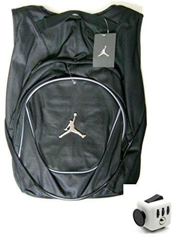 46eba271df Nike Air Jordan Jumpman 23 Book Bag Backpack with FREE FIDGET CUBE ...