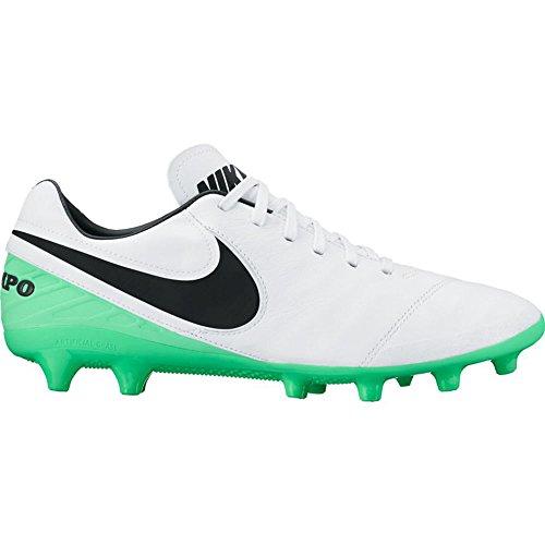 Pro Chaussures schwarz Tiempo grün weiß V Football Homme AG Mystic Nike de wXI7FqaXS