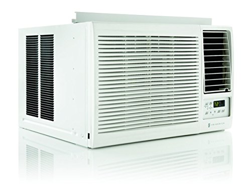Friedrich Chill Series EP12G33B Window Air Conditioner with Electric Heater, 12,000 BTU, 230v (Best Heater For Woodshop)