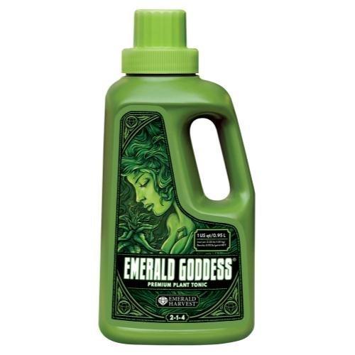 Emerald Harvest 723926 Emerald Goddess Premium Plant Tonic, 0.95 L