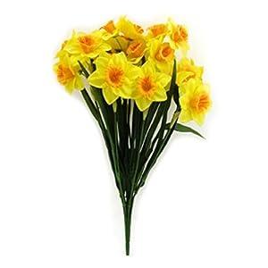Artificial Daffodil Bush