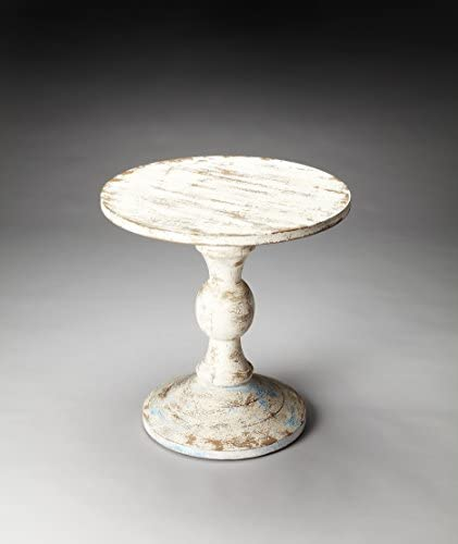 WOYBR PEDESTAL TABLE