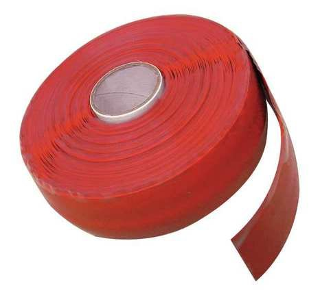 1 in. x 10 ft. Red E-Z Fuse Silicone Tape (12-Pack) by Super Glue