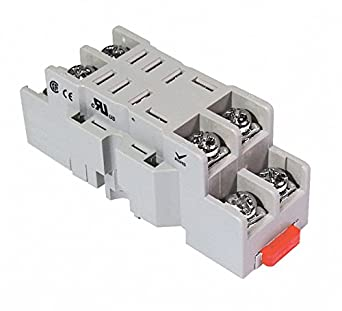 Remarkable Dayton 10E075 Socket Relay 8 Pins Square Industrial Hardware Wiring Cloud Philuggs Outletorg