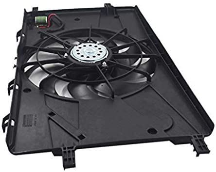 OCPTY Replacement Cooling Fan Assembly for Buick Verano Chevrolet Cruze