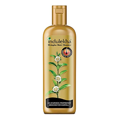Indulekha Bringha Anti Hair Fall Hair Cleanser Shampoo 340 ml