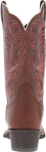 Ariat Womens Mesquite Western Boot Fiddle Marrone / Marrone