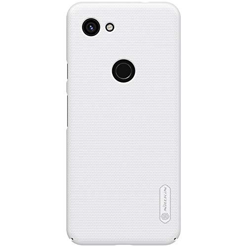 Google Pixel 3a Case, Nillkin Frosted Shield Hard Slim Case Back Cover for Google Pixel 3a - - Nillkin Case Leather