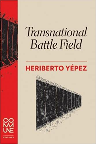 Image result for Heriberto Yépez, Transnational Battle Field,