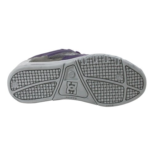 Shoes DC Metallic Violet DC Plumeria LX Shoes Silver Redwood w4xqrOwd