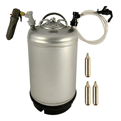 3 Gallon Mini Draft System (New Keg) by Home Brew Stuff