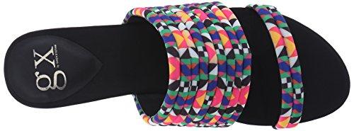 gx by Gwen Stefani Women's Runner Dress Sandal Tribal 5IIOArK2UE
