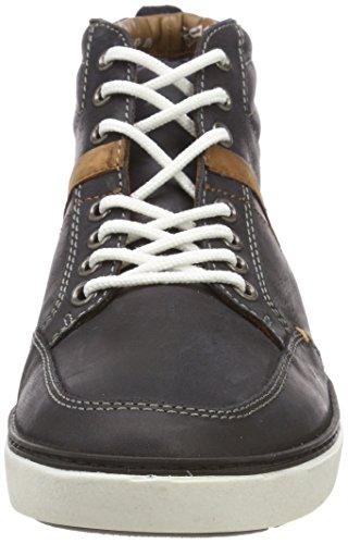 Dunkelblau 047 Desert Boots Manz Bleu ION Homme ApX4Xq