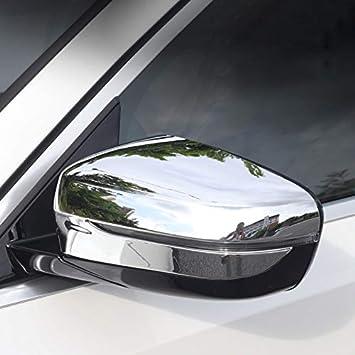 YUZHONGTIAN Lot de 2 Coques de Protection de r/étroviseur lat/éral en ABS pour BMW S/érie 3 G20 2019-2020 Accessoire de Voiture
