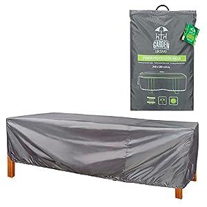AKTIVE 61502 – Funda protectora para mesa de jardín 240x130x60 cm AKTIVE garden