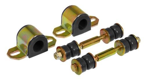 Prothane 7-1132-BL Black 24 mm Rear Sway Bar Bushing Kit