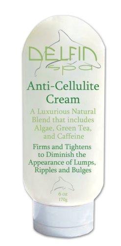 Delfin Spa Anti-Cellulite Cream - 6 oz.