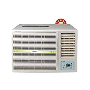 Lloyd 1.5 Ton 5 Star Inverter Window AC (Copper, Clean Air Filter, 2021 Model, LW19I52MZ, White)