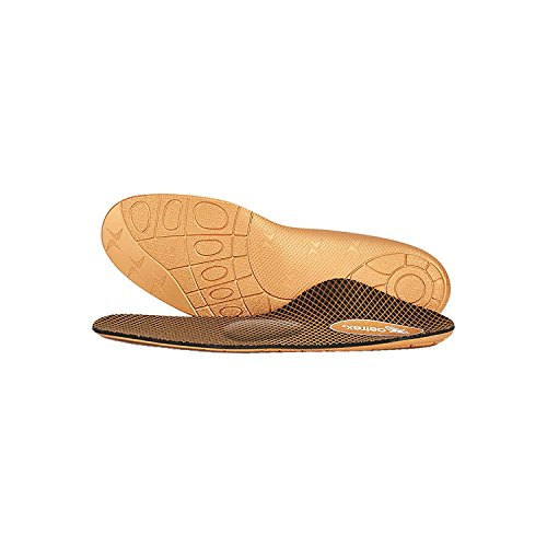 f7d065ac7ba0e4 Lynco Women s L405 Sport Metatarsal Compete Orthotic Tan 9 Medium