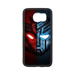samsung galaxy s6 White Transformers phone case cell phone cases&Gift Holiday&Christmas Gifts NVFL7N8825023