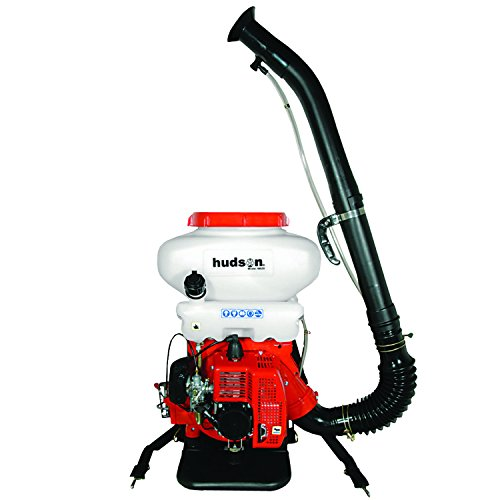 Hudson 18539 3.75 Gallon 2.4 HP 2 Stroke Gas Powered Professional Bak-Pak Power Duster