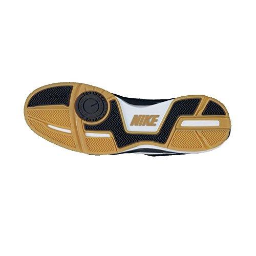 39 Talla US EU metalizado negro blanco y UK de fútbol 6 5 para Zapatillas dorado 6 color hombre Nike aHqP7P