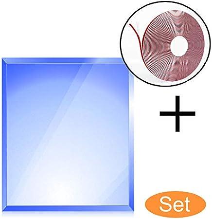 Kamin Hitzeschutz 30 x 130 cm BIJON Glasplatte f/ür Kaminofen Rechteck mit Dichtlippe Glasbodenplatte Funkenschutzplatte Glas 6 mm ESG Kamin-Bodenplatte