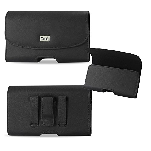 Phone Lg Covers Vx5300 - Reiko Leather Horizontal Magnetic Case with Belt Loops for LG vx5300.