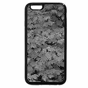 iPhone 6S Case, iPhone 6 Case (Black & White) - Blanket of Maple