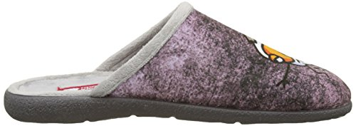 Femme Series Chaussons Kukuxumusu Victoria Gris Mules Gris Home A5wTZZqxX