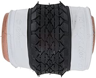 HUFFY BICYCLES - Bicycle Tire, Whitewall Cruiser, 24-In.