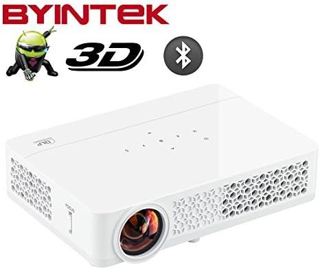 Liku técnicas BYINTEK MD321 4K Android OS Wifi Bluetooth 1080P HD ...