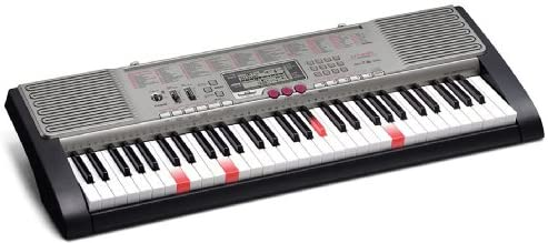 Amazon.com: Casio LK-230 Lighted Personal Keyboard, 61 Keys, with New Voice Pad Feature: Musical Instruments