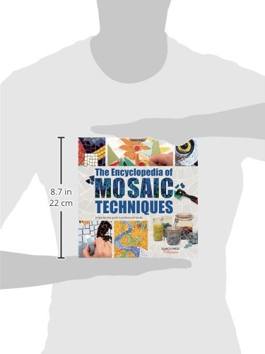 Encyclopedia of Mosaic Techniques by Search Press UK (Image #2)