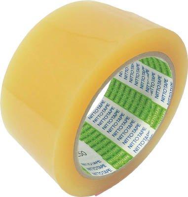 日東電工CS 梱包用テープ 【3250-50TM】 50巻 B01B4C0YC6