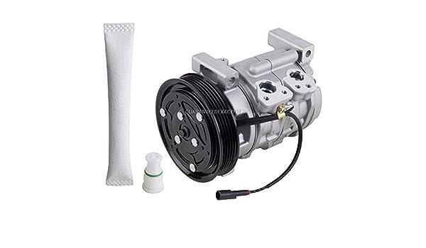 Amazon.com: AC Compressor w/A/C Drier For Chevy Tracker 1999 2000 2001 2002 2003 - BuyAutoParts 60-86021R2 NEW: Automotive