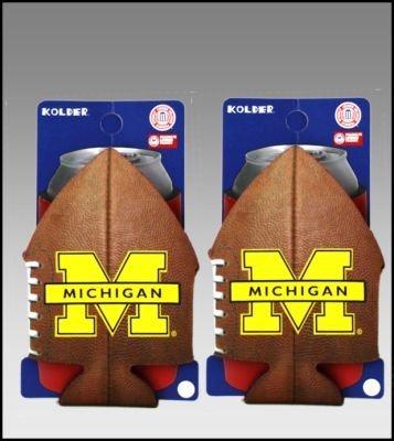 ( 2 ) Michigan Wolverines Football Can Coolie Koozies B002ZKLUU2
